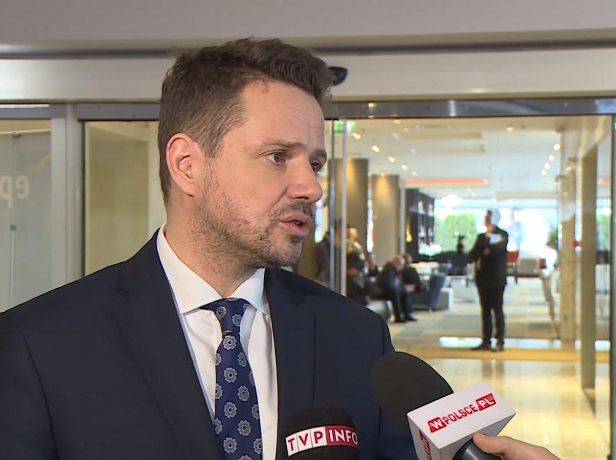propolski.pl: Trzaskowski skomentował wyniki sondażu i powiedział, co myśli o Kaczyńskim