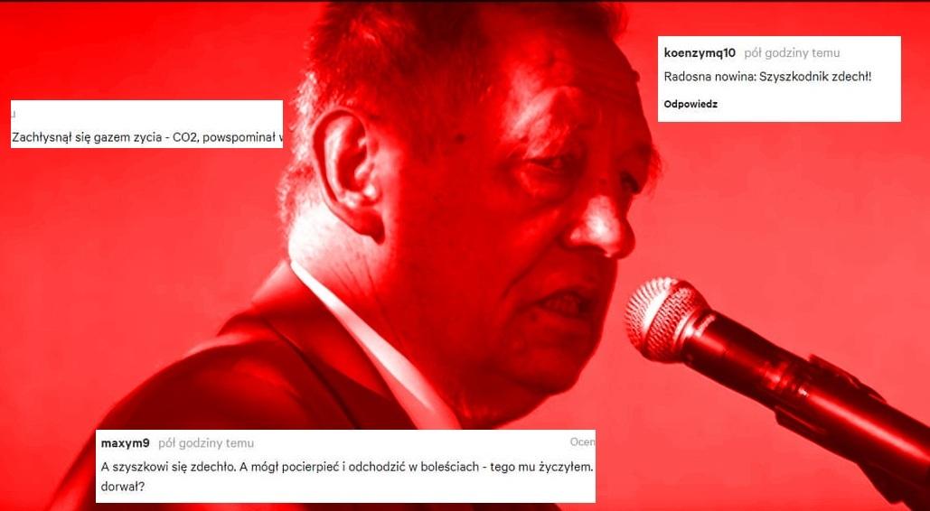 Nienawiść wobec Jana Szyszko