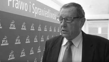 Jan Szyszko. PiS