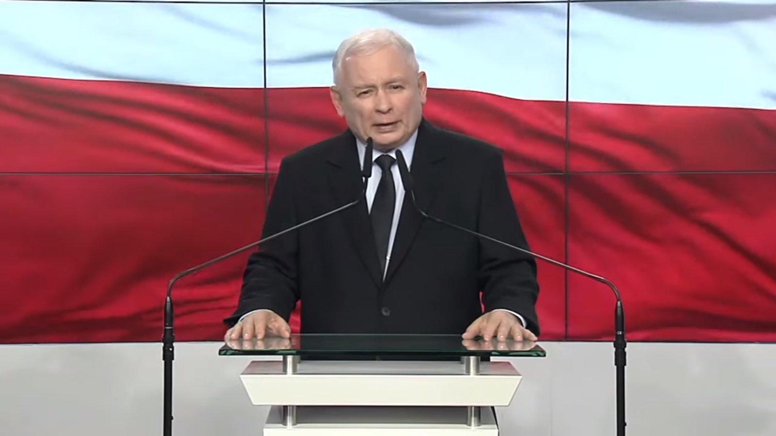 propolski.pl: Mocne słowa Jarosława Kaczyńskiego