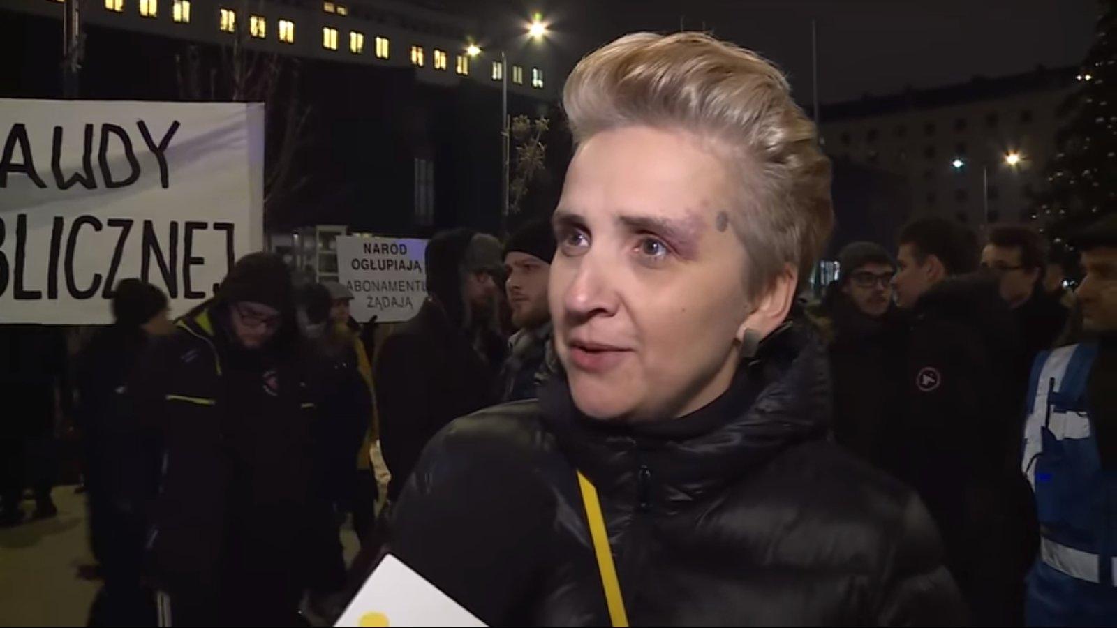 propolski.pl: Scheuring-Wielgus wbiła szpilę nowej posłance Hołowni