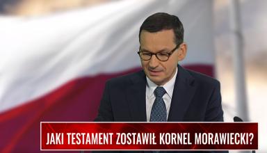 Mateusz Morawiecki odpowiedział Wałęsie