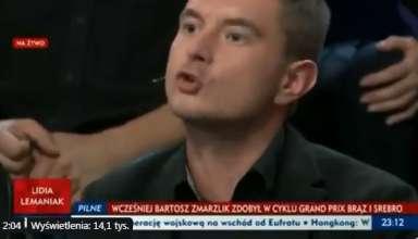 Koalicja Obywatelska wyproszona ze studia TVP.