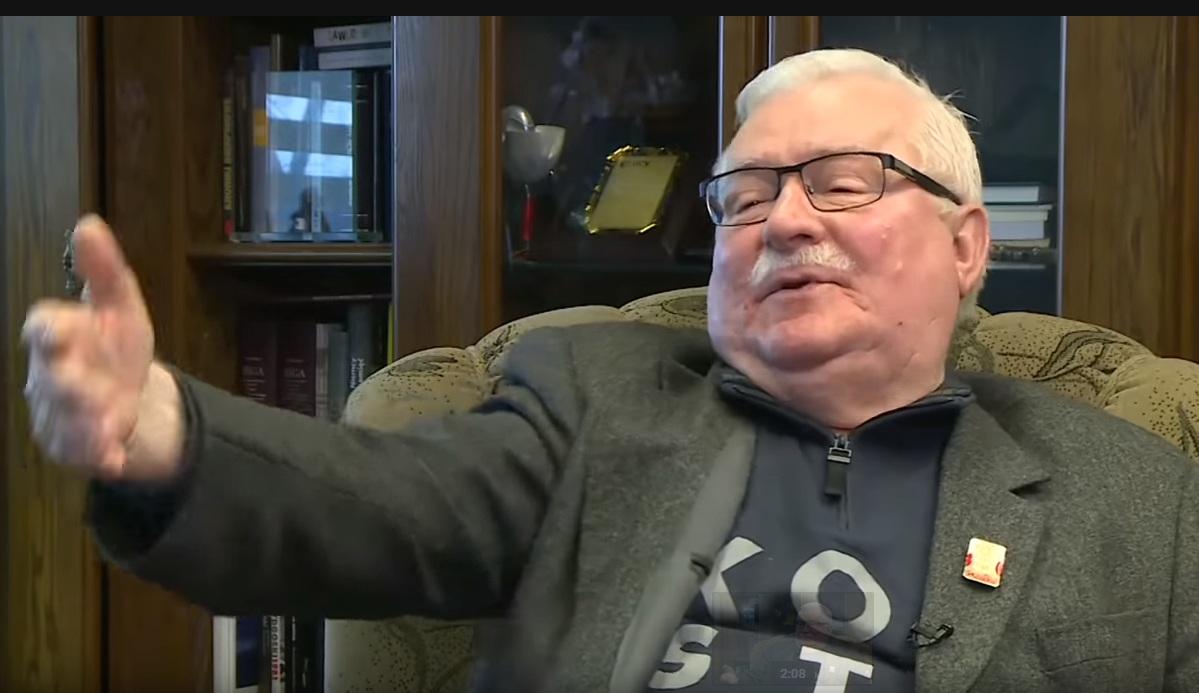propolski.pl: Lech Wałęsa pisze do Giertycha