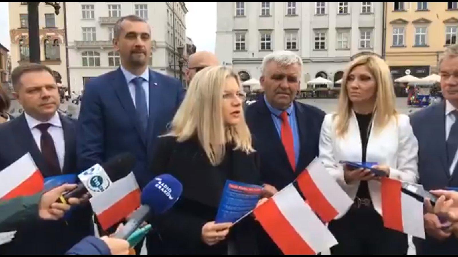 propolski.pl: Wassermann zaniepokojona stanem wymiaru sprawiedliwości