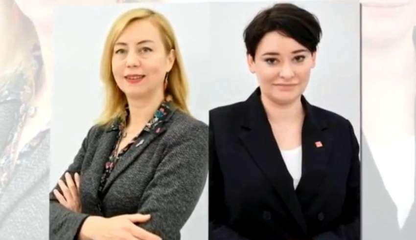 Anna Maria Żukowska i Hanna Gill-Piątek