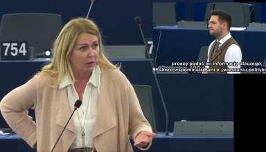 Europosłanka PO Elżbieta Łukacijewska zwracała uwagę na samobójstwa wśród dzieci LGBT