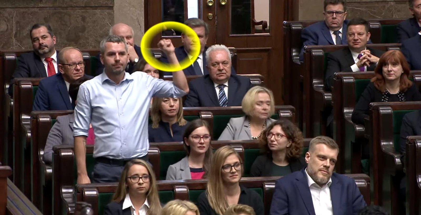 Partia Razem - Maciej Konieczny