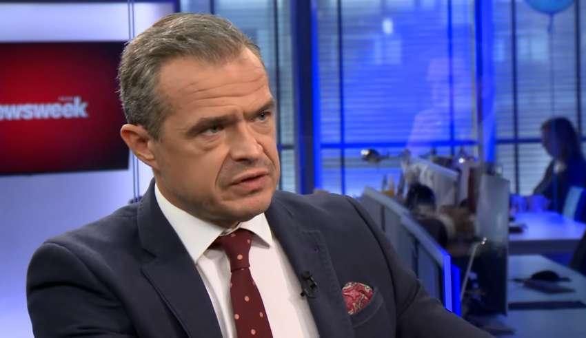 """Sławomir Nowak o decyzji Tuska: """"Nie zasługuje, żeby ..."""