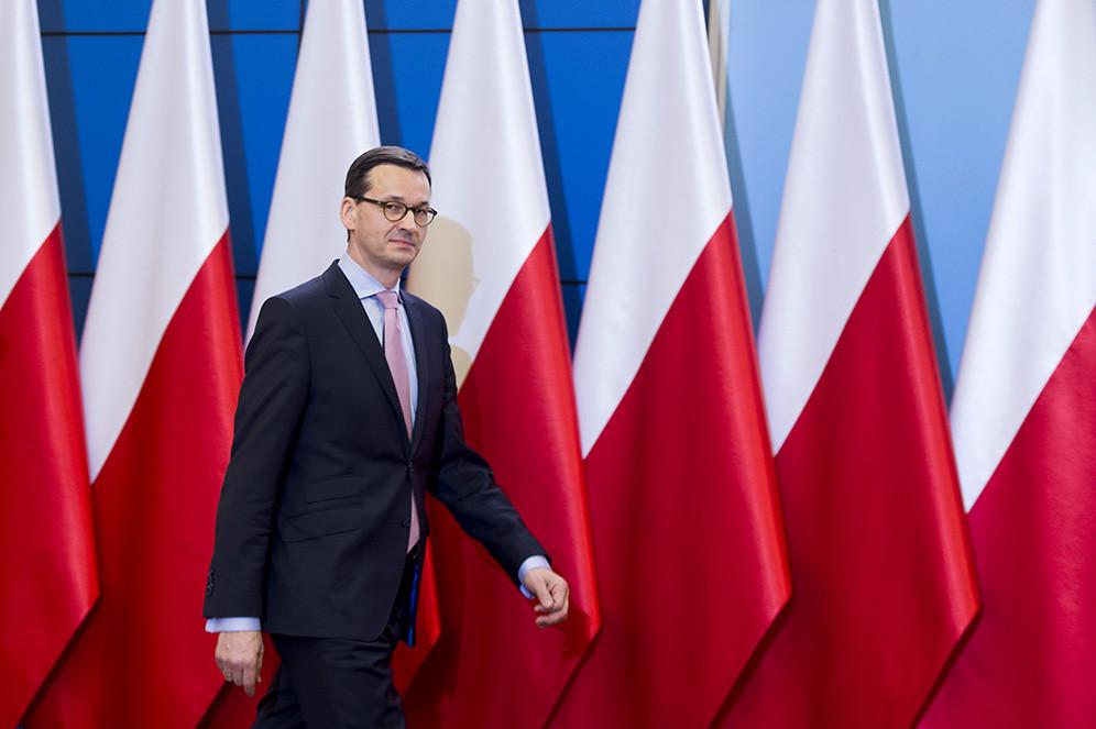 propolski.pl: Premier Morawiecki nie wyklucza czwartej fali