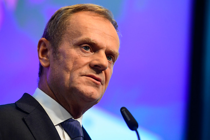 propolski.pl: Tusk krytykuje działania PiS