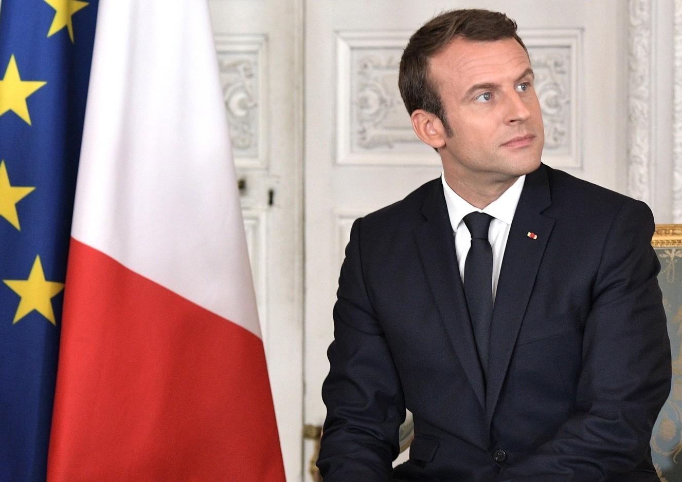 propolski.pl: Emmanuel Macron wyraził solidarność z katolikami