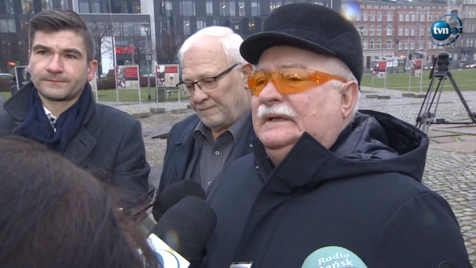 propolski.pl: Lech Wałęsa nawołuje do rewolucji