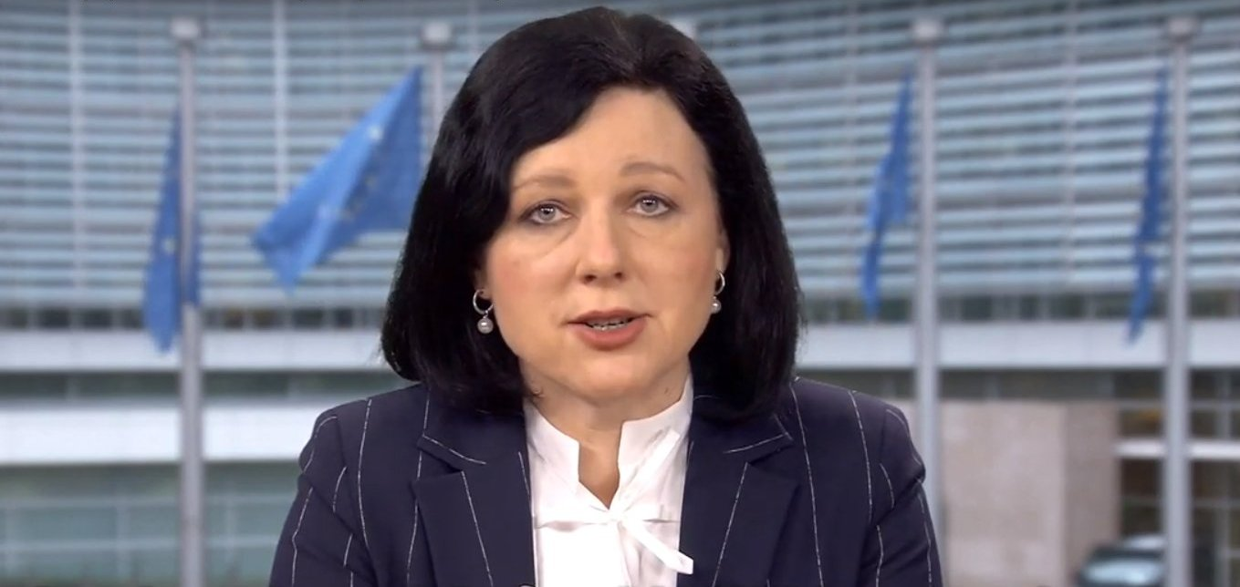 propolski.pl: Jourova obawia się o przyszłość TVN-u