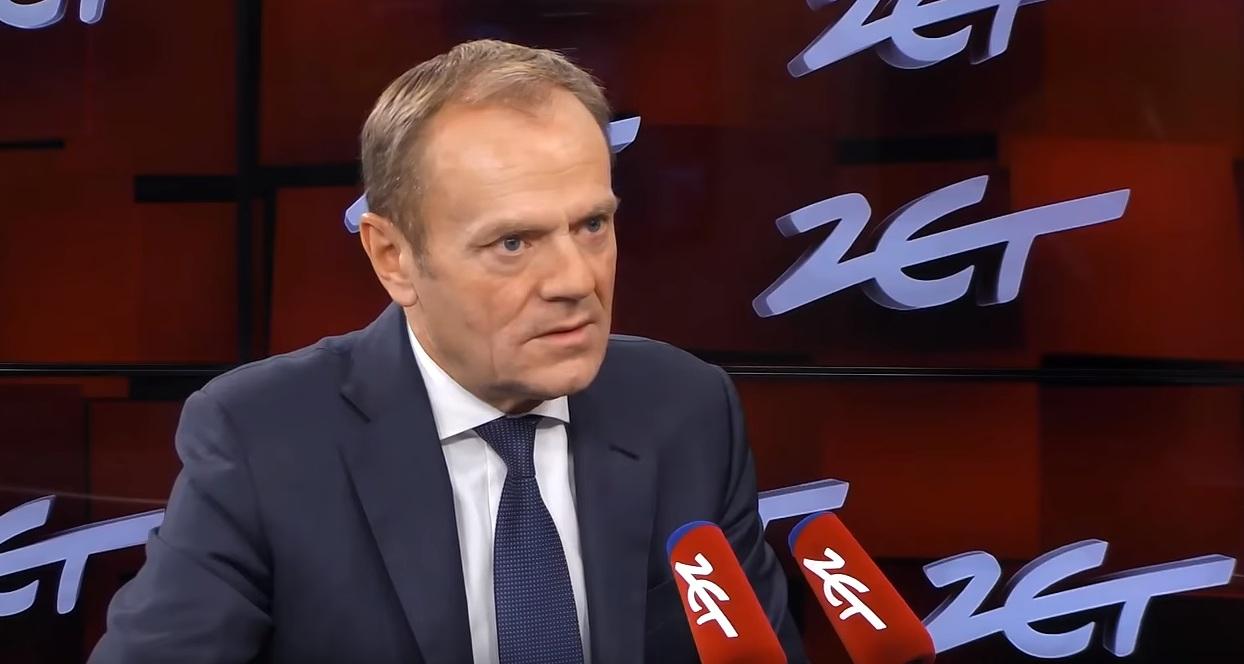 propolski.pl: Donald Tusk atakuje Kaczyńskiego na Twitterze