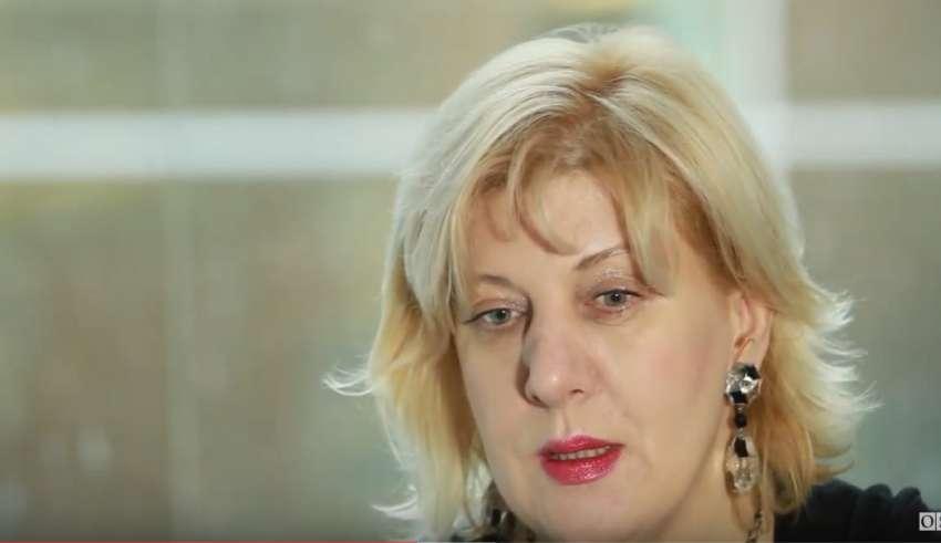 Komisarz Dunja Mijatović