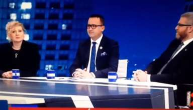 Grzegorz Braun w TVP Info o sytuacji w Paryżu
