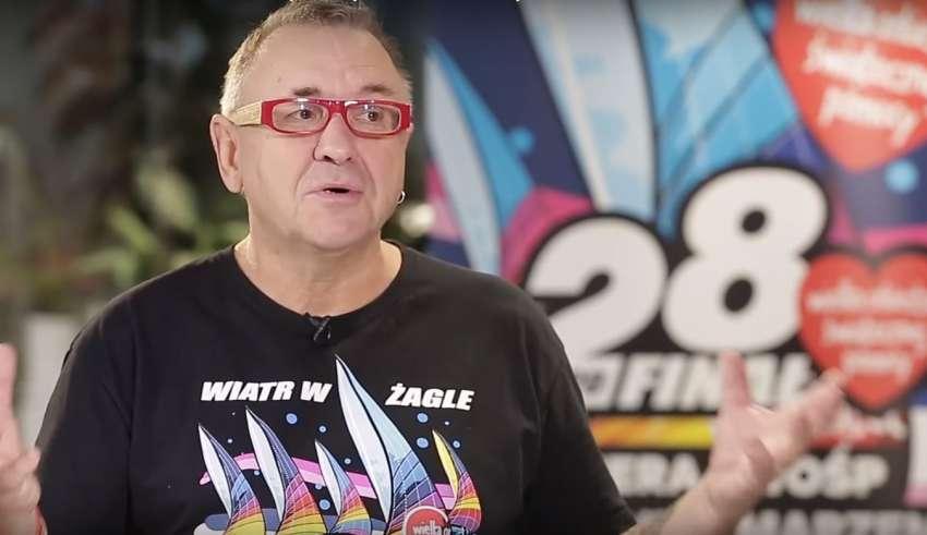 Jerzy Owsiak - WOŚP