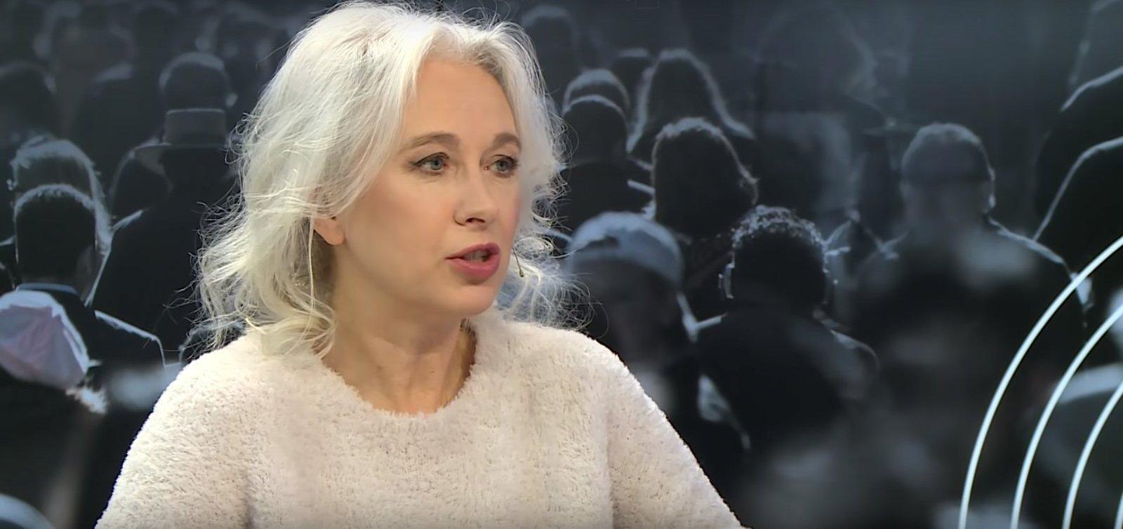 propolski.pl: Gretkowska z nienawiścią o PiS
