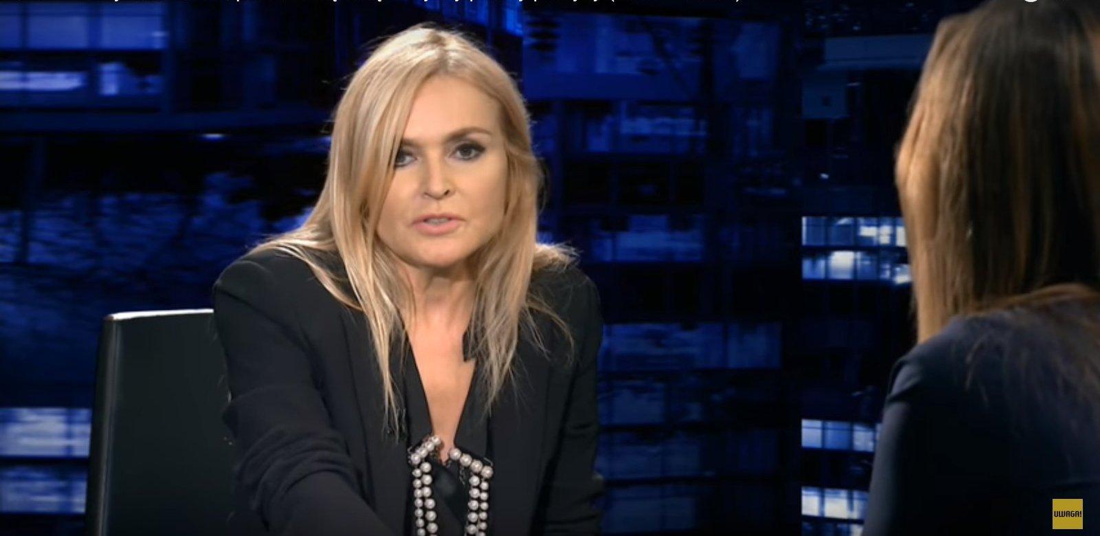 propolski.pl: Monika Olejnik skrytykowała Roberta Lewandowskiego