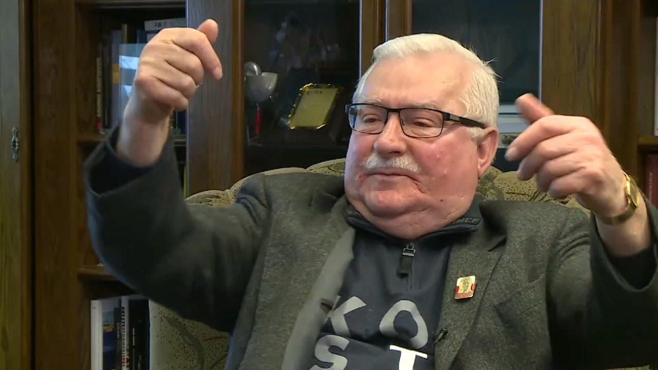 propolski.pl: Lech Wałęsa o szczepieniach poza kolejnością