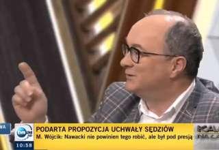 Włodzimierz Czarzasty TVN24