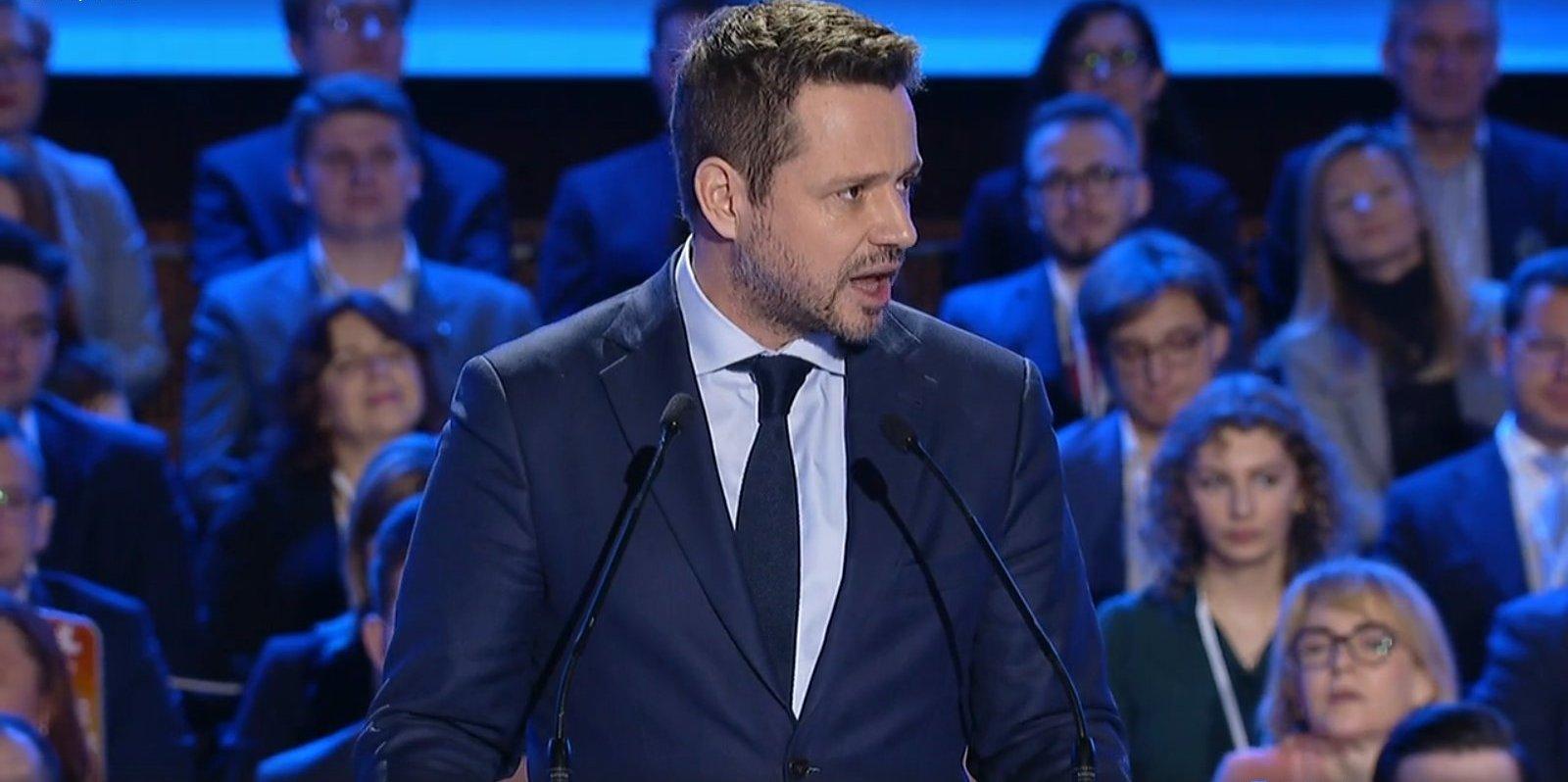 propolski.pl: Trzaskowski: by zakończyć rządy PiS, mogę współpracować nawet z Gowinem
