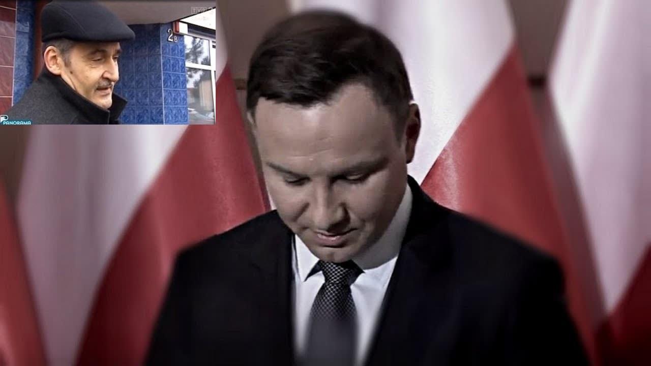Andrzeja Dudy