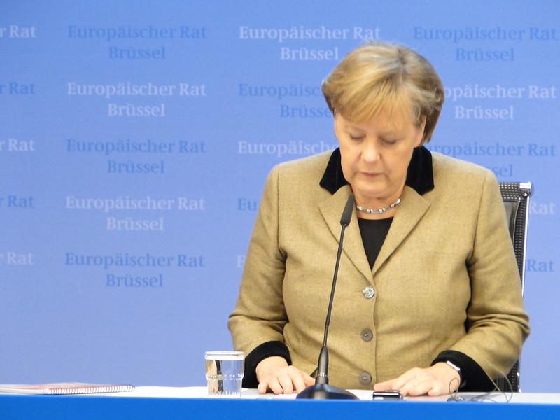 Epidemia koronawirusa w Niemczech - Merkel