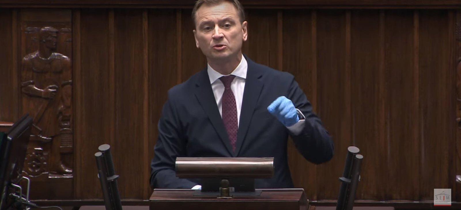 propolski.pl: Zaskakujące słowa Nitrasa o Budce. Czy kapitan opuści tonący statek?