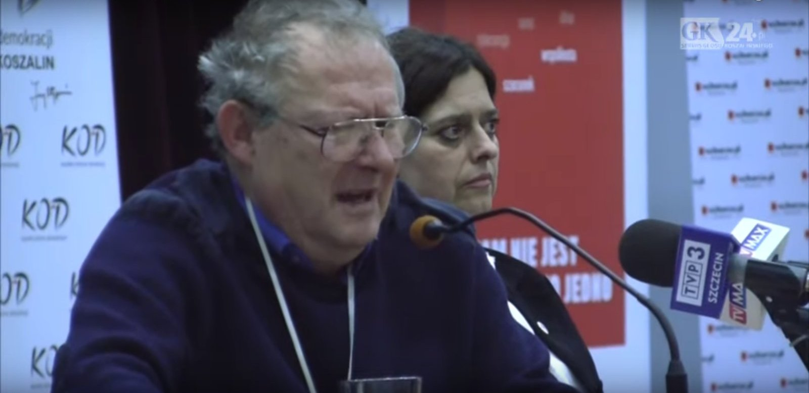Adam Michnik - Wielowieyska