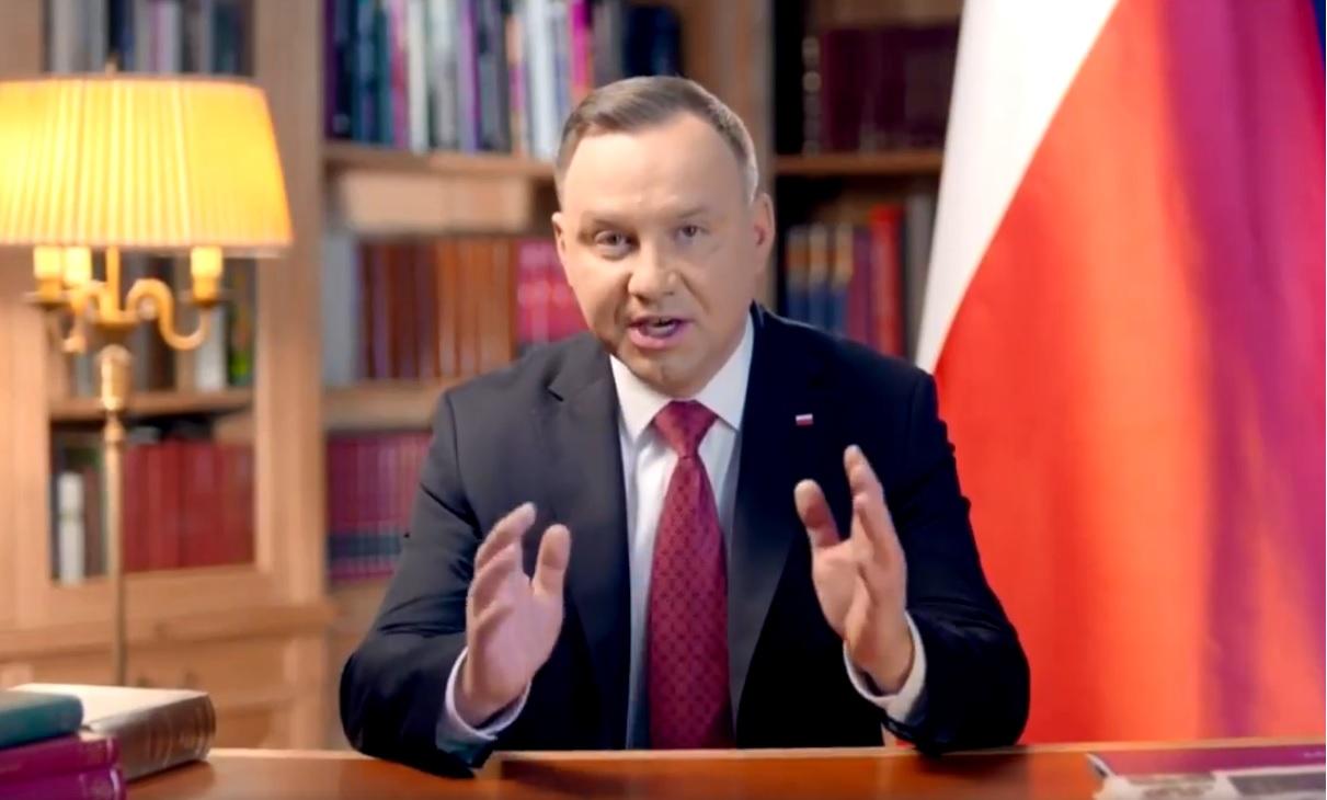 propolski.pl: Andrzej Duda zostawił emocjonalny komentarz po meczu z Anglią