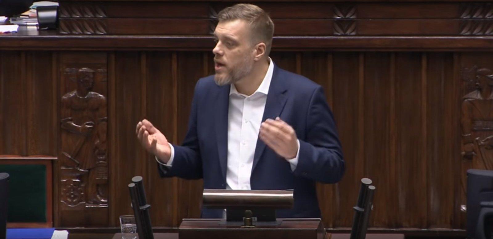 propolski.pl: Adrian Zandberg atakuje PO