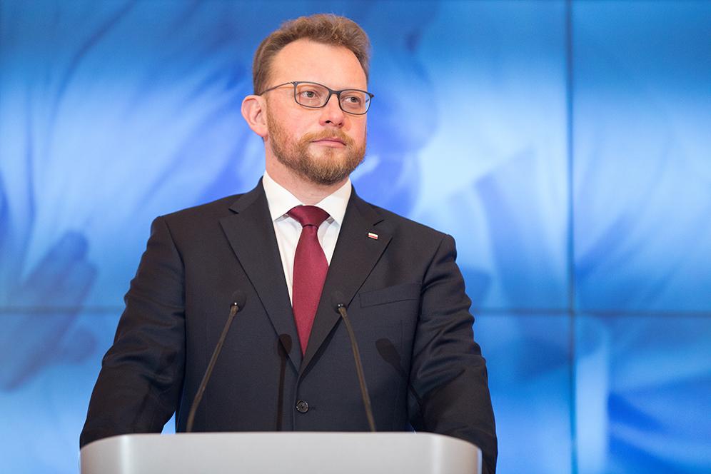 propolski.pl: Co obecnie robi Łukasz Szumowski? To zdjęcie wszystko wyjaśnia
