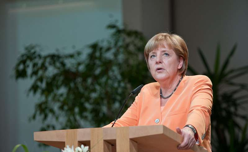 Angela Merkel - Niemcy