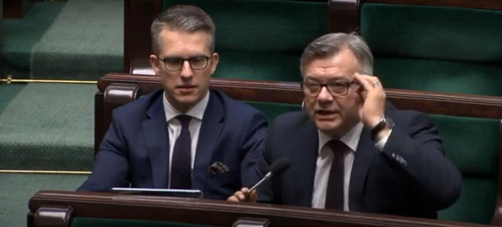Artur Łącki - poseł PO
