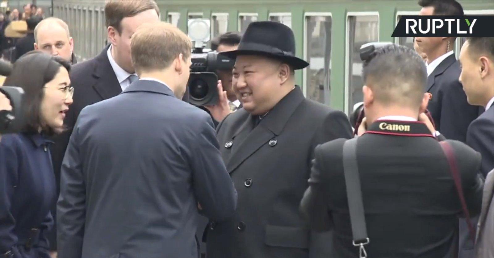 propolski.pl: Kim Dzong Un ukradł ponad miliard. Wszystko poszło na rakiety