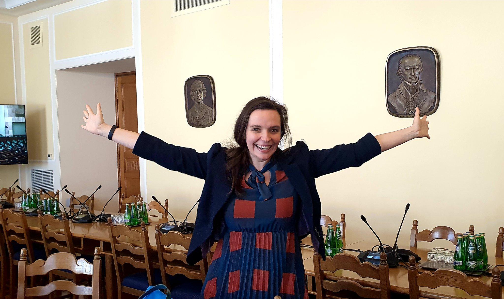 propolski.pl: Jachira zachwycona powrotem Tuska
