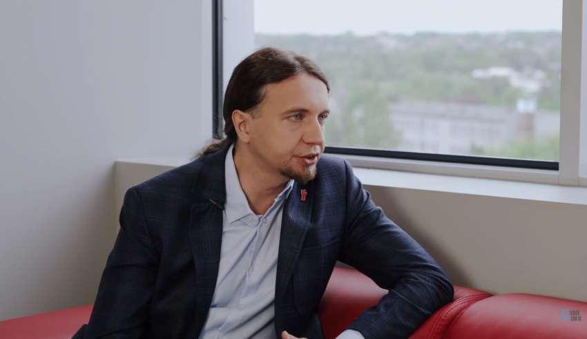 Europoseł Biedronia - Łukasz Kohut
