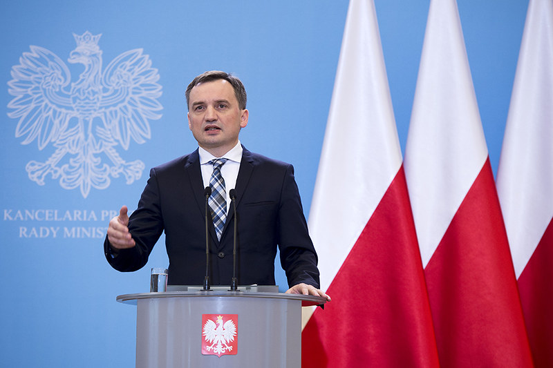 propolski.pl: Tusk przeprosił Ziobrę i jego żonę