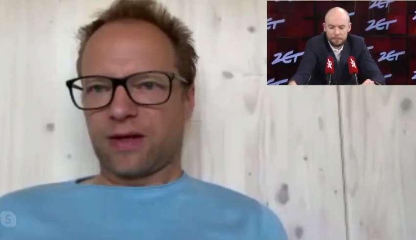 Aktor Maciej Stuhr