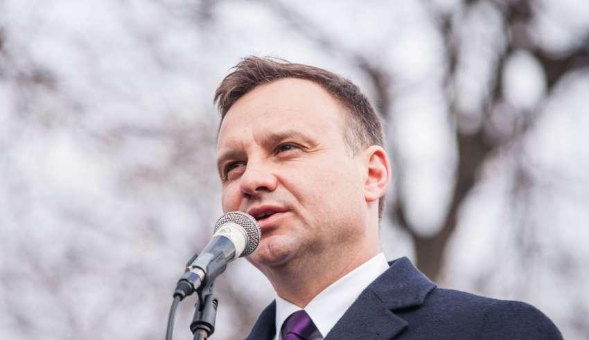 Andrzej Duda - sondaż