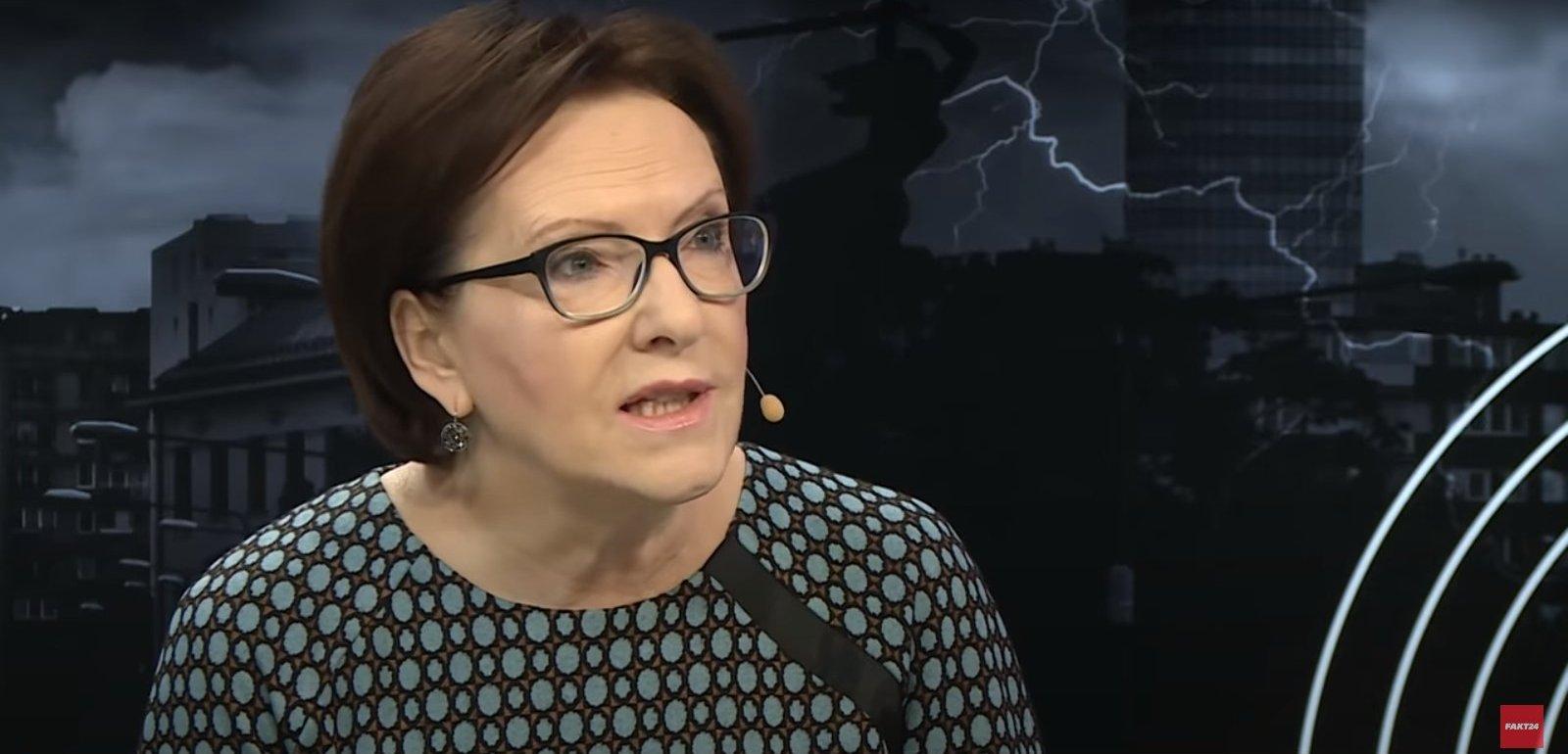 propolski.pl: Kopacz oburzona na Kaczyńskiego