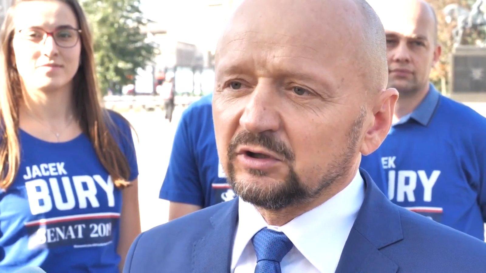 Jacek Bury - Senator KO