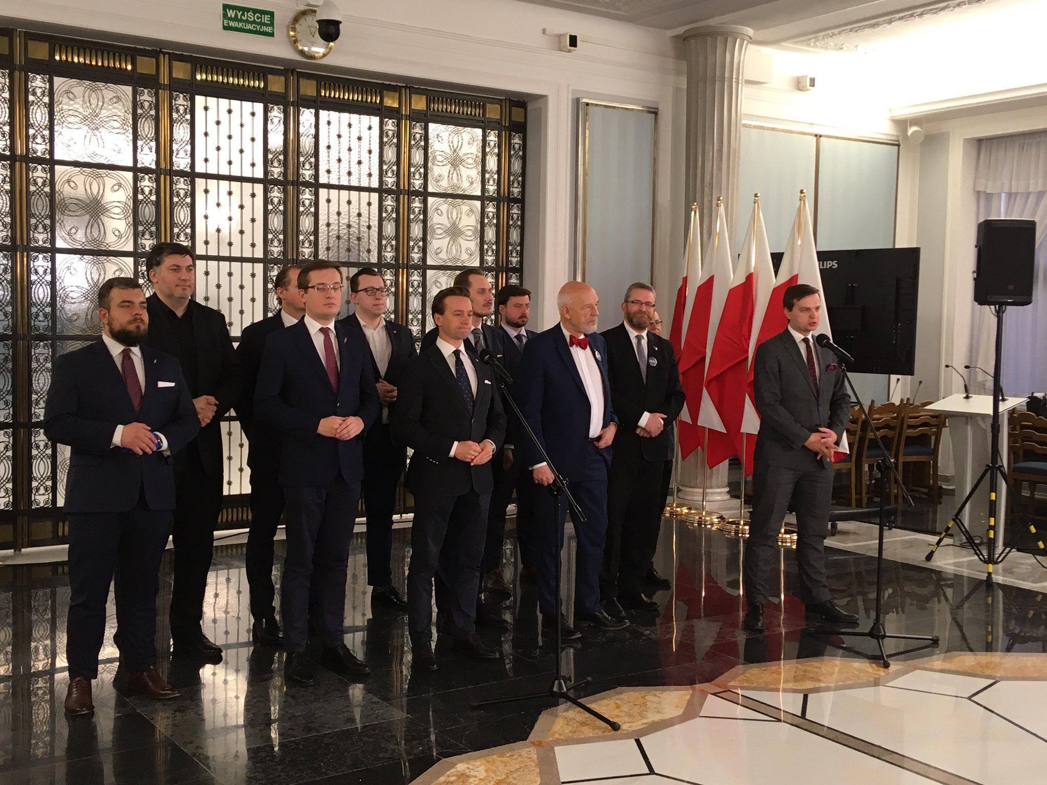 propolski.pl: Konfederacja zapowiada ofensywę programową