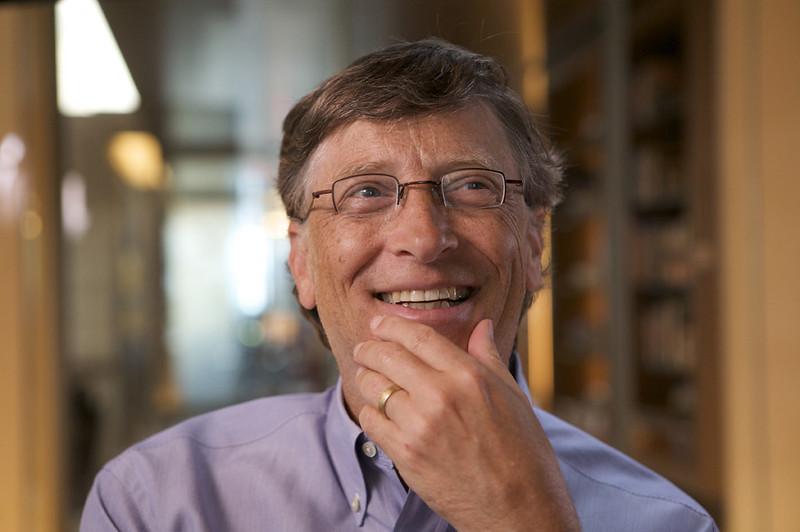"""propolski.pl: Bill Gates planuje """"przyciemnić"""" słońce, rozpylając chemiczne pyły w atmosferze"""