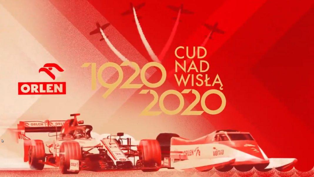 propolski.pl - Cud nad Wisła - akcja promocyjna PKN Orlen - wyścig F1 vs F1H2O