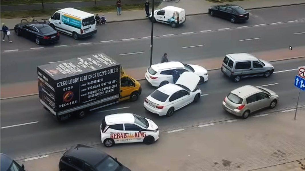 propolski.pl - furgonetka Pro, prawo do zycia na ulicach Poznania