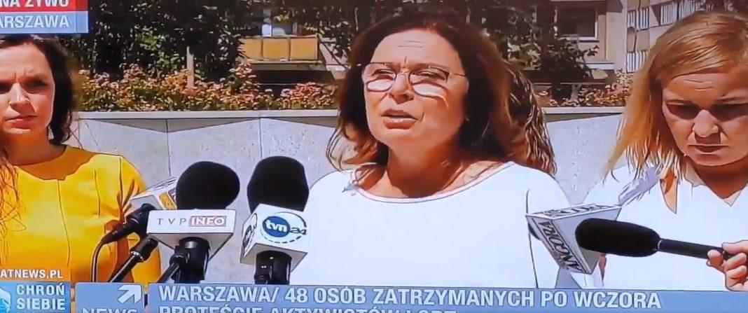 Małgorzata Kidawa-Błońska żąda wyjaśnień od premiera