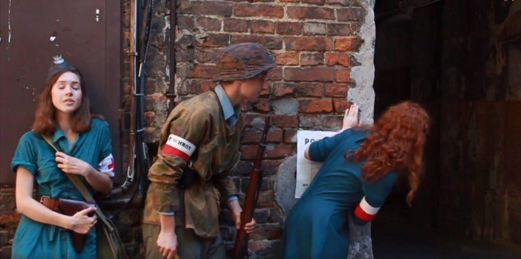 Harcerze nakręcili film o Powstaniu Warszawskim